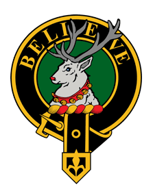 Scottish Crest Badge, more commonly called a Clan Crest