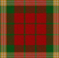 The Clan Claus Society Tartan